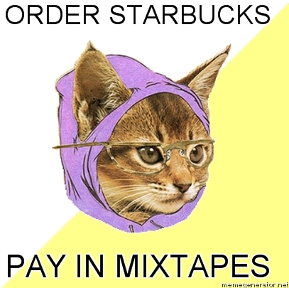 order starbucks pay in mixtapes
