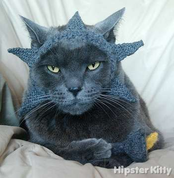 Death Metal Kitty
